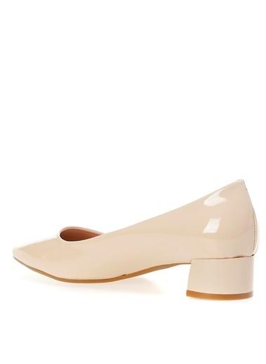 Pierre Cardin Pierre Cardin Bej Kadın Topuklu Ayakkabı Bej